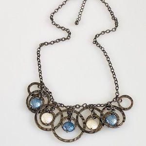 "Lia Sophia Necklace 16"" - 19"""